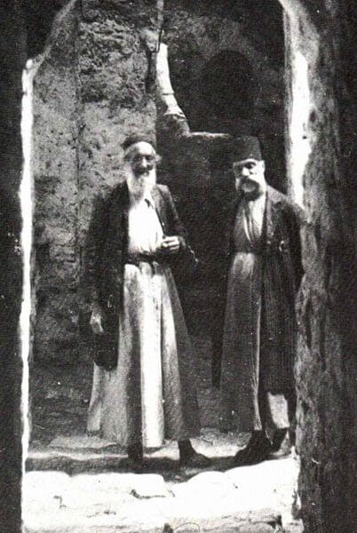 Hebronite Jews, 1921