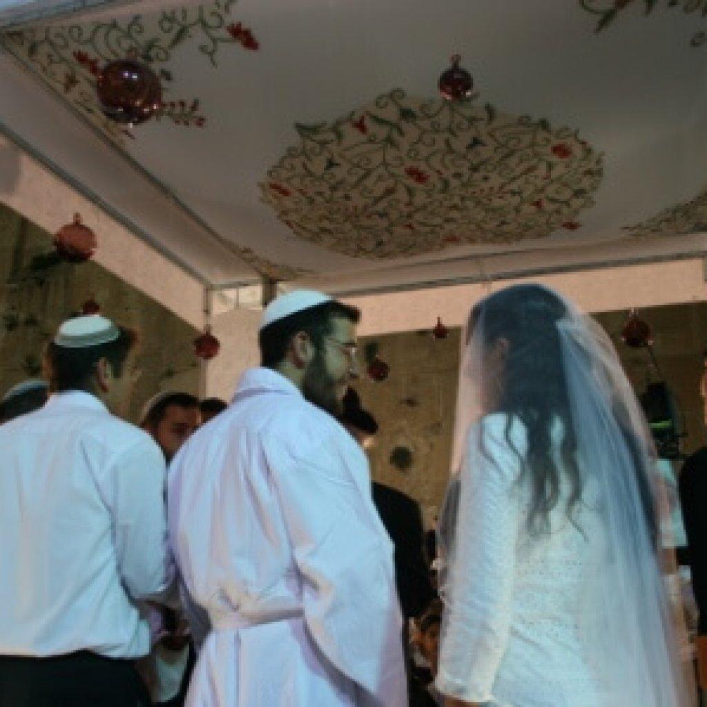 Hebron wedding