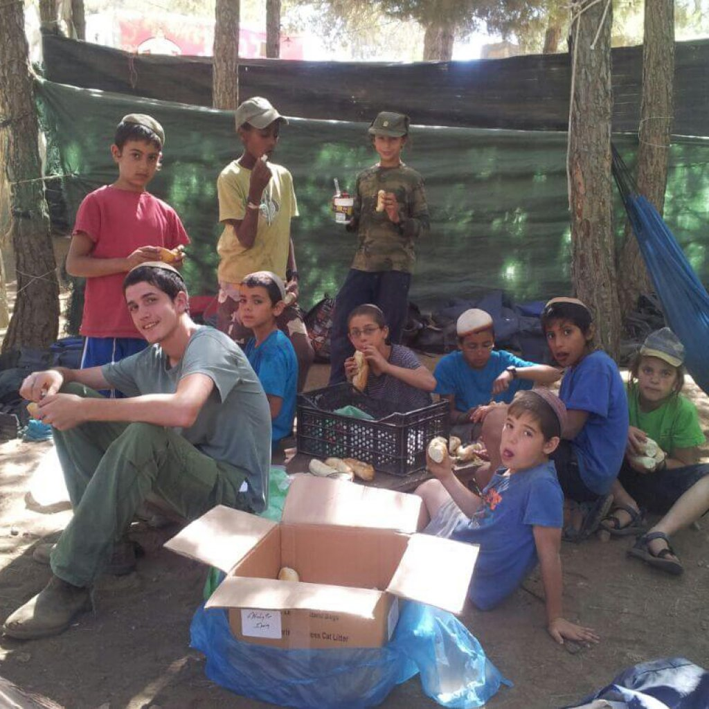 Hebron programs - youth