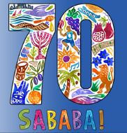 Celebrating Israel 70 Sababa