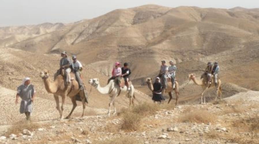 Eretz Bereshit/Genesis Land
