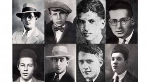 8 American Students who were murdered in the 1929 Hebron Massacre