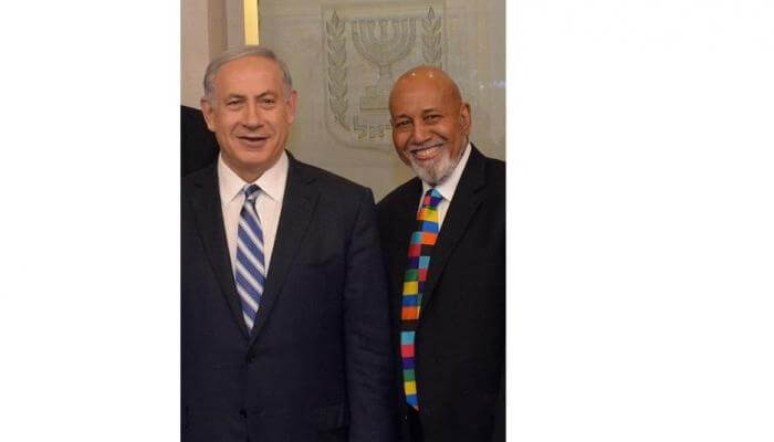 US Congressman supportive of Israel and Hebron Mourned