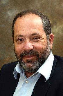 Noam Arnon. Spokesman. Hebron Jewish Community